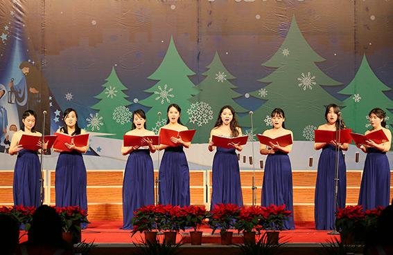 奇异恩典 声部_我院举行2017年圣诞音乐崇拜 - 金陵协和神学院